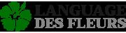 LANGAGE DES FLEURS logo